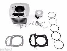 Cylinder Kit 223CM3 250cc for Honda ATC 200 XL200 Piston 65.5mm Bore Rings Pin