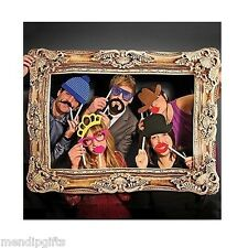 BOX 51 HEN PARTY PHOTO BOOTH FRAME & PROPS HEN NIGHT GAMES ACCESSORIES & FAVOURS