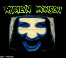 MARILYN MANSON cd cvr GET YOUR GUNN Manson TV Official SHIRT LRG new