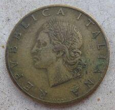 """20 Lire Rep.ca Italiana """"RAMO DI QUERCIA"""" 1959 - BB+  - n. 899"""