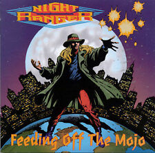"NIGHT RANGER, CD ""FEEDING OFF THE MOJO"" NEW SEALED"