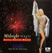 Midnight Magic - Belly Dance Music CD