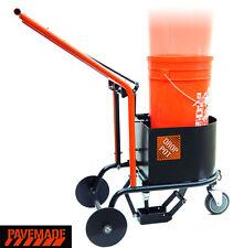 DROP-POT 5gal asphalt crack fill cart - Cold/Hot Pour Sealcoating crack filler