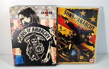 DVD - Sons of Anarchy - 26 Episoden - 8 DVD's - Englisch - Serie -
