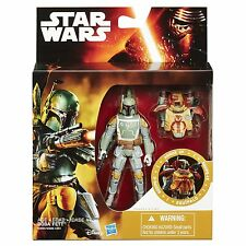 Star Wars - The Empire Strikes Back Boba Fett Snow Mission Armor Action Figure