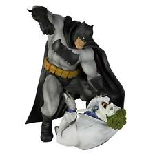 NEW Kotobukiya Dark Knight Returns: Batman vs Joker ArtFX Statue DC 6TG4zx1