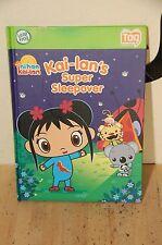 "Leap Frog Tag Book Disney PIXAR Toy Story 3 ""Together Again"" Hardback"