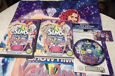 THE SIMS 3 KATY PERRY SHOWTIME COLLECTOR'S EDITION EXPANSION PACK PC/MAC DVD