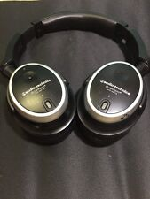 Audio-Technica ATH-ANC7b QuietPoint Active Noise-Cancelling Closed- Headphone
