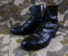 WW2 GERMAN WEHRMACHT LUFTWAFFE ELITE AUXILIARY WOMANS UNIFORM SHOES ANKLE BOOTS