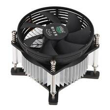 New 3 Pin DC 12V CPU Cooling Cooler PC Ultra Silent Fan For Intel LGA775