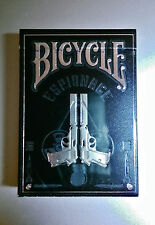 Bicycle Club 808 ESPIONAGE FOIL LIMITED EDITION Playing Cards