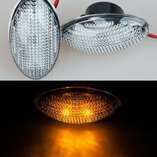 2x LED smd Side Marker Lights Turn Signals For MINI COOPER S R50 R52 R53 01-2006