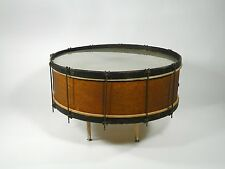 EDDIE'S Military Drum Coffee Table