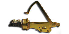 1937-48 Chevy Car Single Power Brake Booster Pedal Master Cylinder Assembly