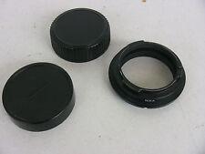 Adapter Novoflex   NIKA   Adapter für Nikon F Schnellschuss-Objektive