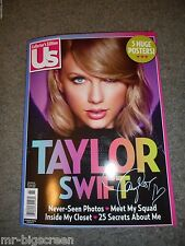 TAYLOR SWIFT - US MAGAZINE: COLLECTOR'S EDITION - INCLUDES 3 LARGE POSTERS!