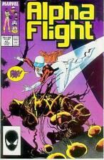 Alpha Flight # 47 (Mike Mignola) (états-unis, 1987)
