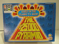 THE 25,000 PYRAMID Game Show Network TV Show 2000 Endless Games MINT