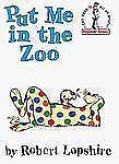 Kids cool hardcover:Put Me in the Zoo-Spot the Bear juggles spots,changes colors