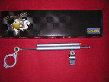 Ohlins Steering Damper 120mm Stroke with Fork Clamp. New