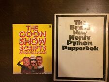 The Brand New Monty Python Papperbok & The Coon Show Scrip