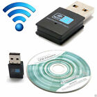 300Mbps USB WiFi Wireless N LAN Network Adapter Dongle Receiver 802.11n/g/b JCA