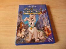 DVD Susi und Strolch II - Kleine Strolche - Großes Abenteuer - Walt Disney