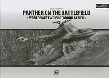 Panther on the Battlefield  : World War Two Photobook No.6, Peko publishing