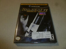 NEW FACTORY SEALED NINTENDO GAMECUBE GAME GOLDENEYE ROGUE AGENT 007 GOLDEN EYE