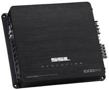 Sound Storm EV4.1000 1000 W 4-Ch Car Audio Amplifier