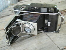 Custom Black Polaroid 110B 4x5 Camera + Other Colors