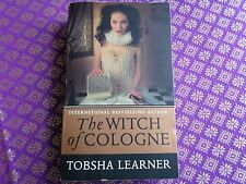 The Witch of Cologne by Tobsha Learner - historical novel Inquistion