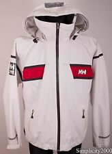 Helly Hansen Men Helly Tech Protection Hooded Jacket Coat Size XL