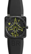 BR-01-HEADING-INDICATOR | BELL & ROSS AVIATION | NEW LIMITED EDITION MENS WATCH
