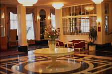 759014 Reception Lobby Inside Astoria Hotel St Petersburg Russia A4 Photo Print