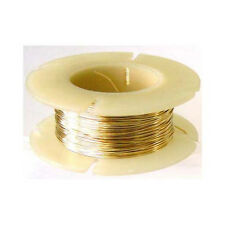 26 gauge 14k yellow Gold Filled beading weaving crochet WIRE Round 42' dead soft