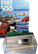 FIAT 500 ABARTH - Prima uscita - FIAT 500 Story Collection - n. 1 - 1/43