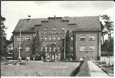 Carte postale démantèle-Ernst-kamieth-maison - avec enfants-Noir/Blanc