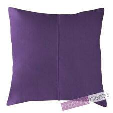 """Purple Water Resistant Garden Outdoor 18"""" Filled Scatter Chair Cushion Furniture"""