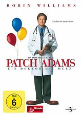 # DVD PATCH ADAMS - EIN DOKTOR MIT HERZ - ROBIN WILLIAMS + PETER COYOTE * NEU *