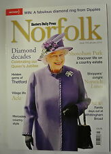Eastern Daily Press Norfolk Magazine. Issue 153. January 2012. Shotesham Park.