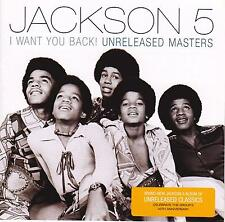 JACKSON 5-I Want You Back! Unreleased Masters-CD-2009 Australian issue- 2722270