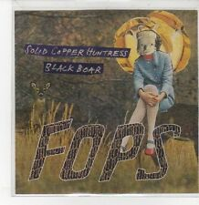 (DQ841) Solid Copper Huntress / Black Boar, Fops - 2010 DJ CD