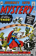 Journey into Mystery #83 (thor 1) Gold-stamp-variant Limited German reprint
