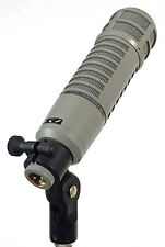 Electro-Voice RE20 Cardioid Microphone w/case & stand adapter UnTouched EV RE-20