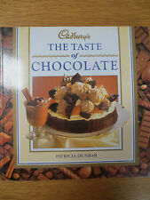 Cadbury's Cook Book The Taste of Chocolate Cooking Cakes Pudding Baking Recipes