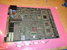 Konami Crime Fighters Video Arcade Game PCB Tested and Working