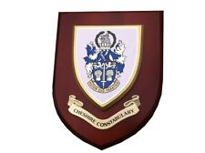 Cheshire Police Constabulary Wall Plaque