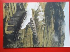 POSTCARD INVERNESS-SHIRE GLENFINNAN VIADUCT WEST HIGHLAND LINE